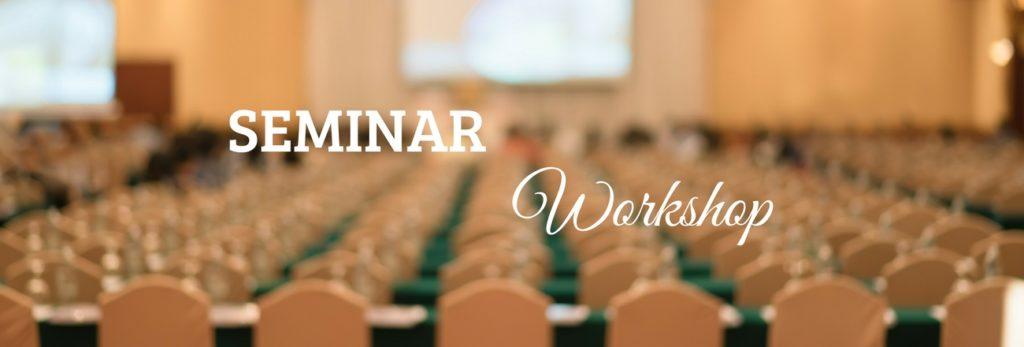 seminar workshop in house training