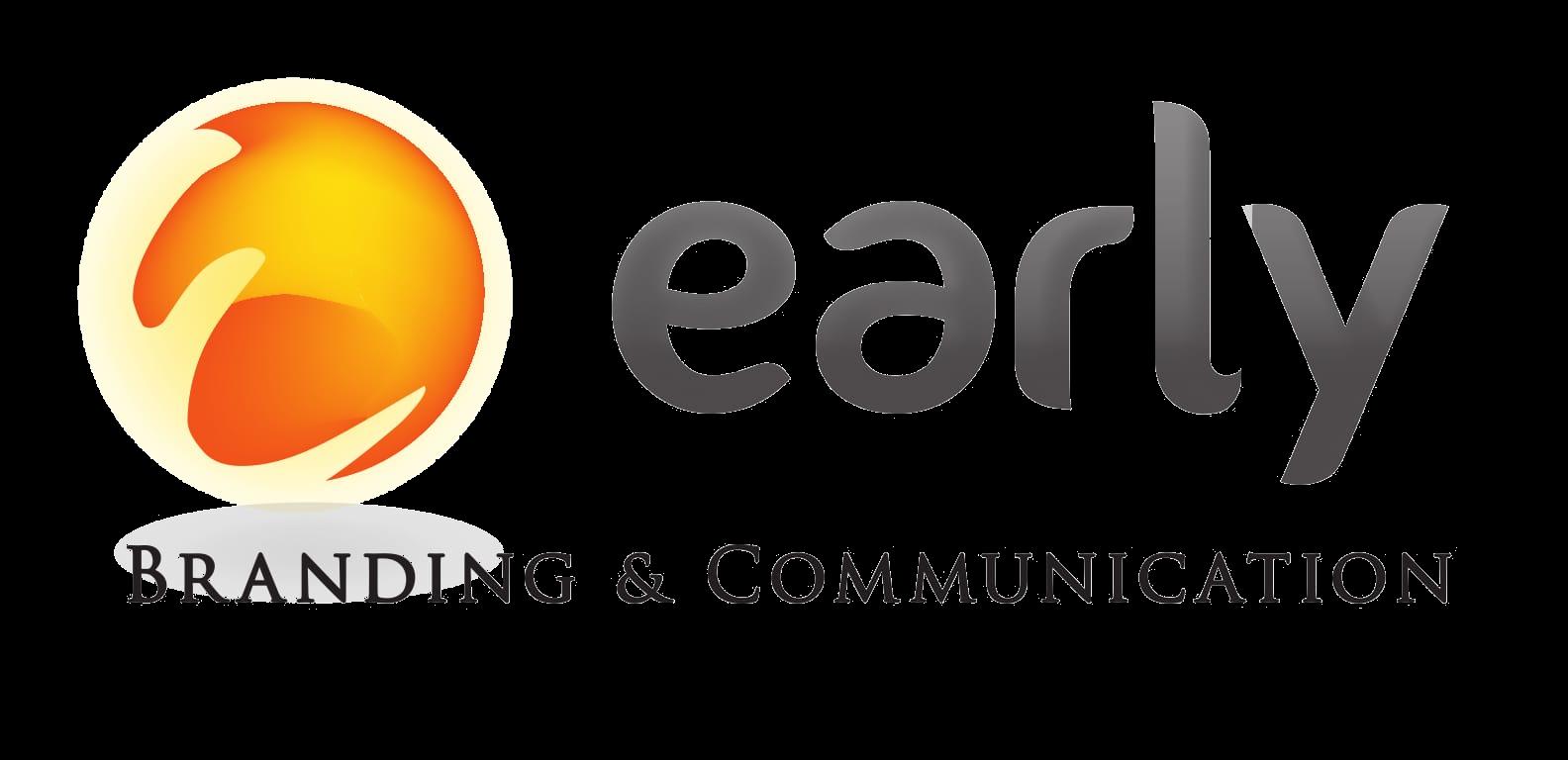 early branding & communication