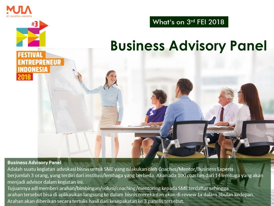 Business Advisory Panel