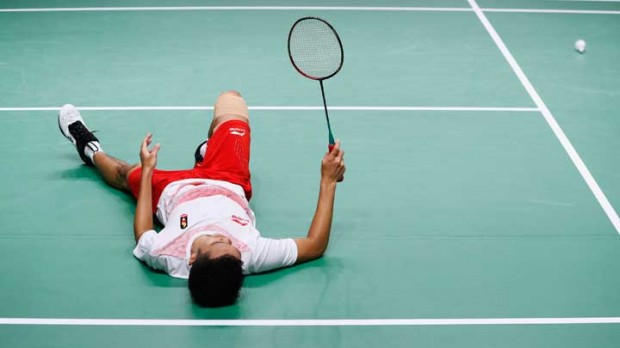 Ginting Asian Games 2018