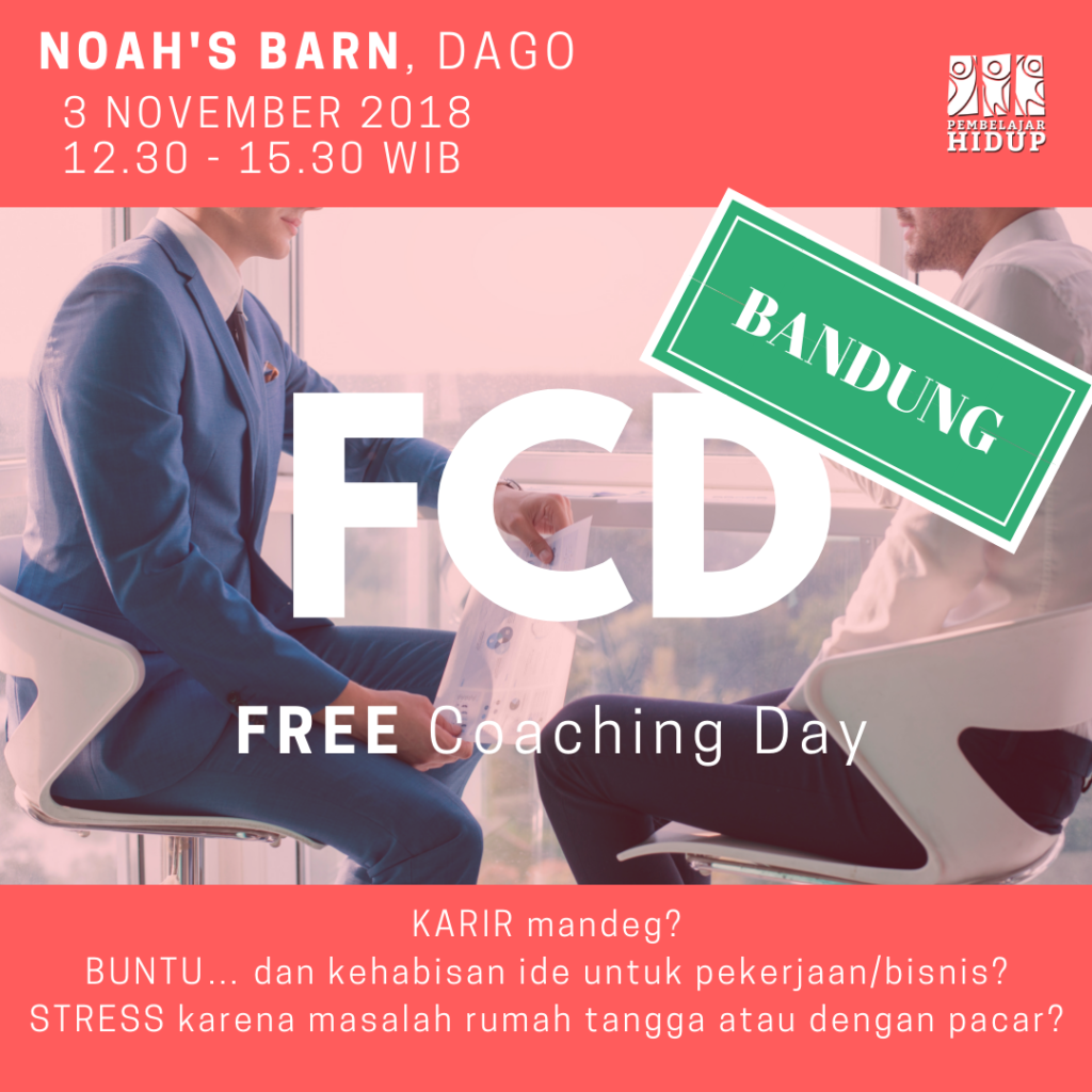 FREE COACHING DAY