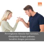 pertengkaran rumah tangga