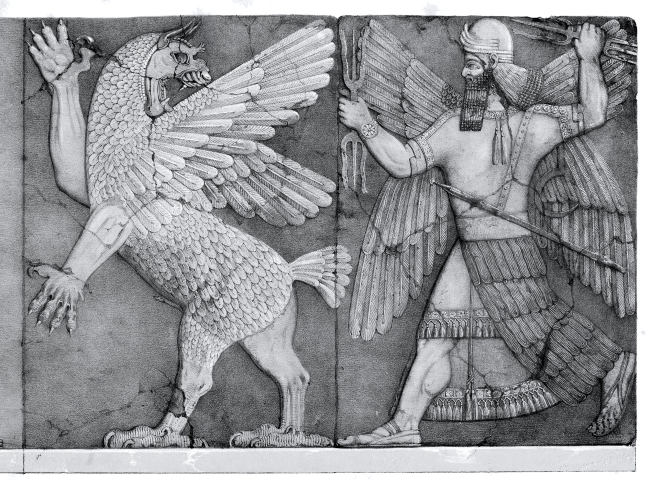 agama babilonia kuno