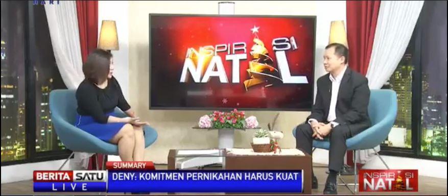 coach deny hen diliput media Beritasatu tv