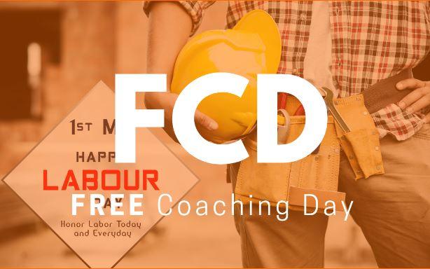 free coaching day FCD