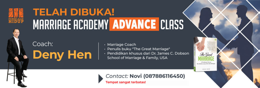 Marriage academy advance class