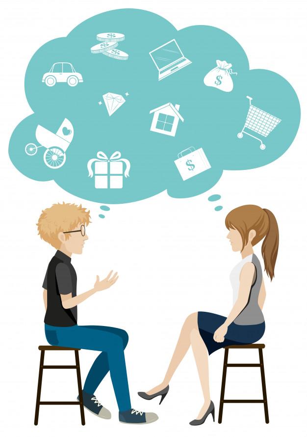 membangun persahabatan dengan pasangan