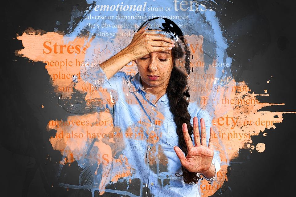 stress karena berantem