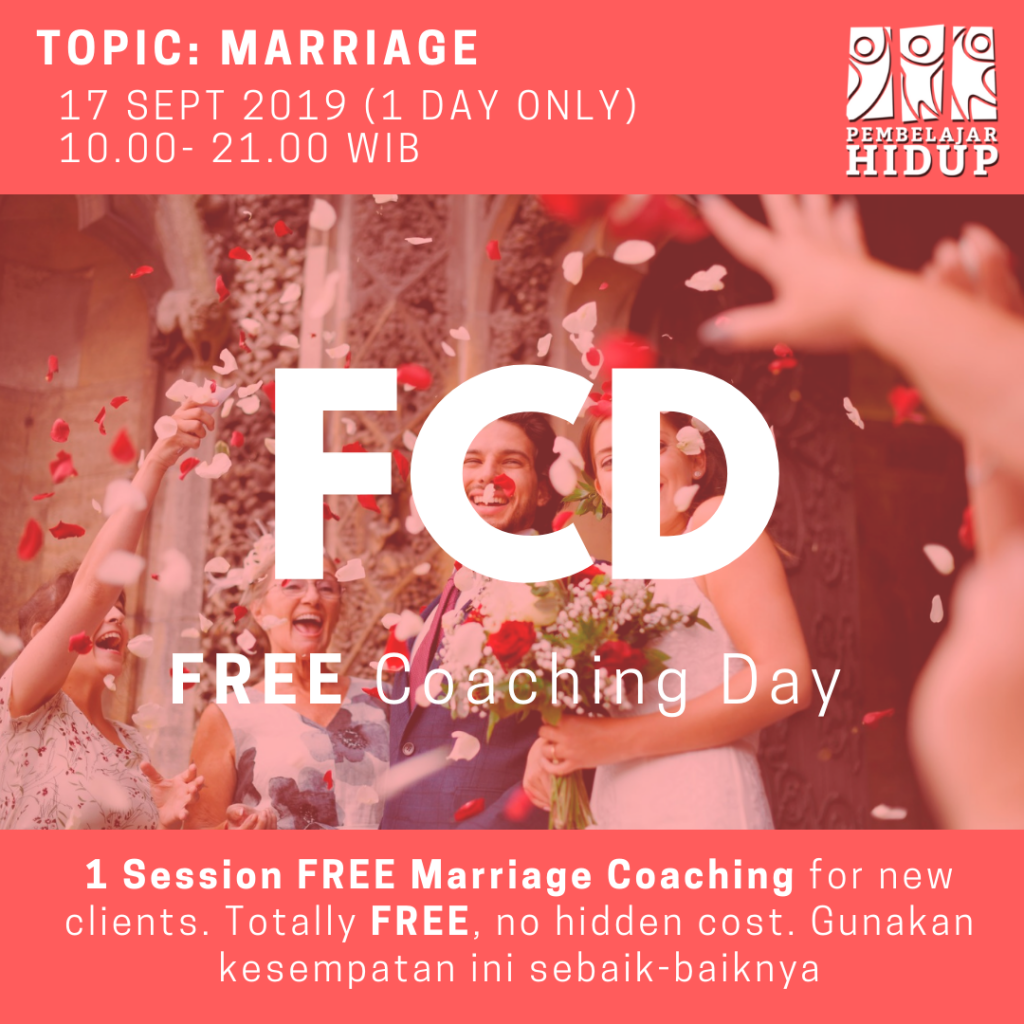 free coaching day september 2019