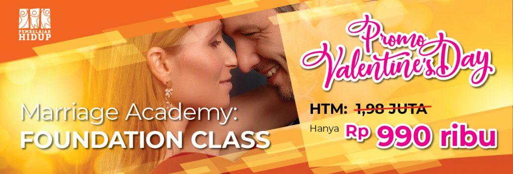 Marriage Academy Foundation Class