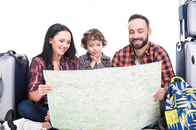 liburan keluarga