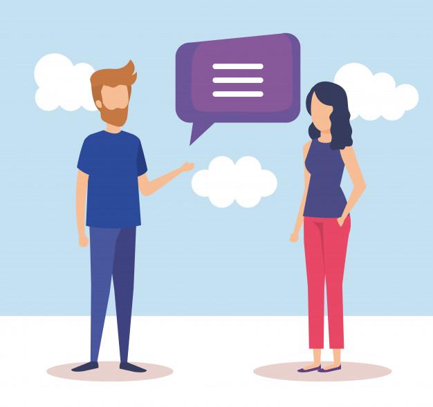 memulai percakapan dengan pasangan