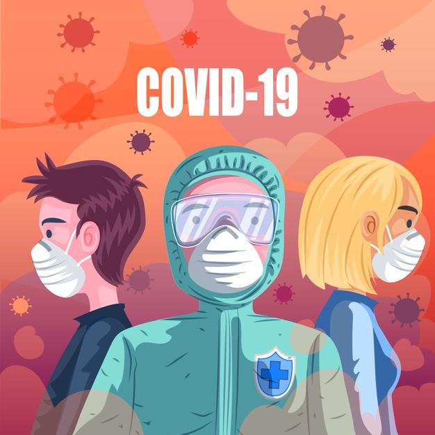 menghadapi wabah virus corona