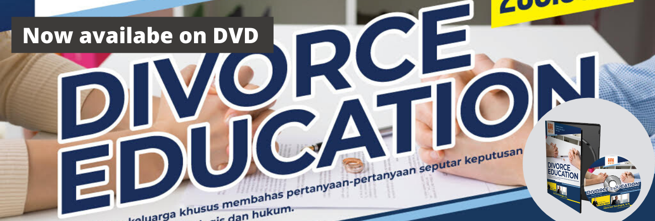 Divorce Education now available