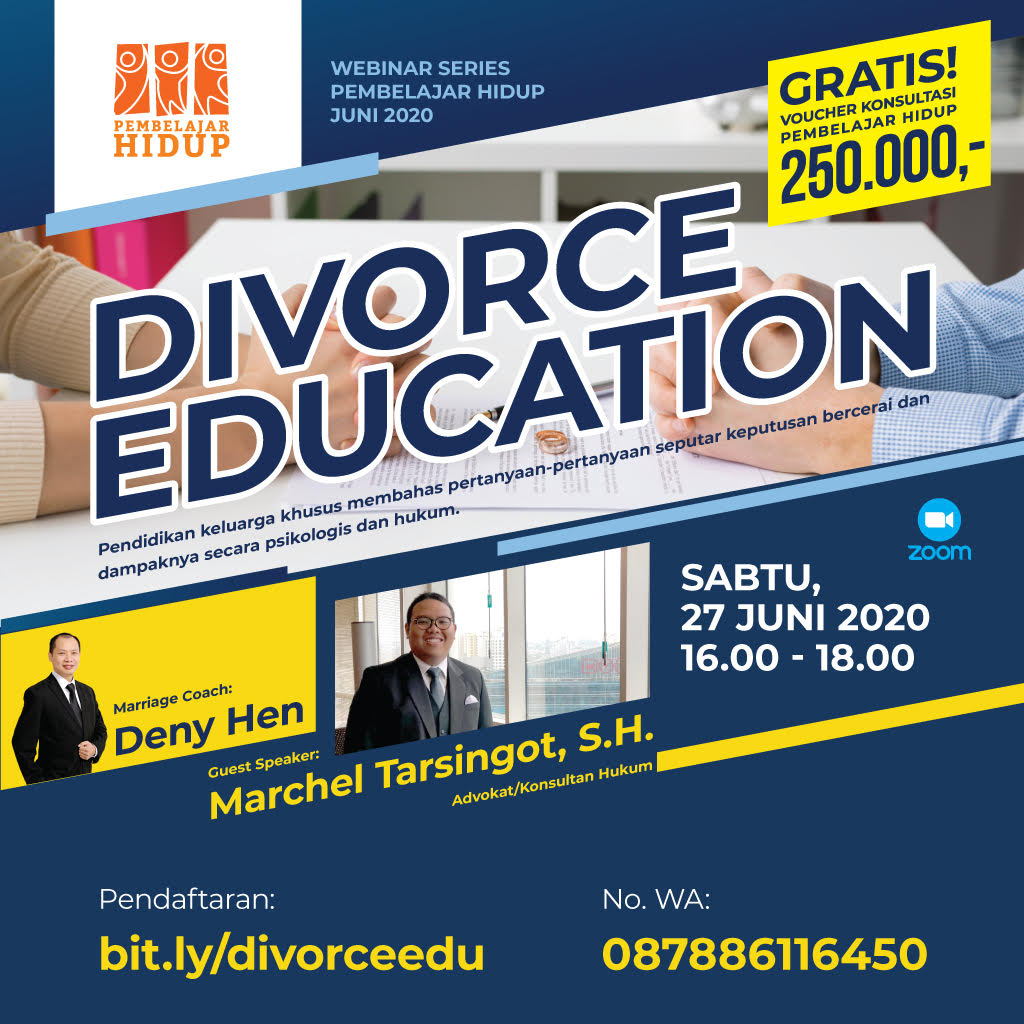 edukasi perceraian