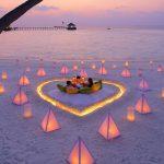 bulan madu romantis di maldives