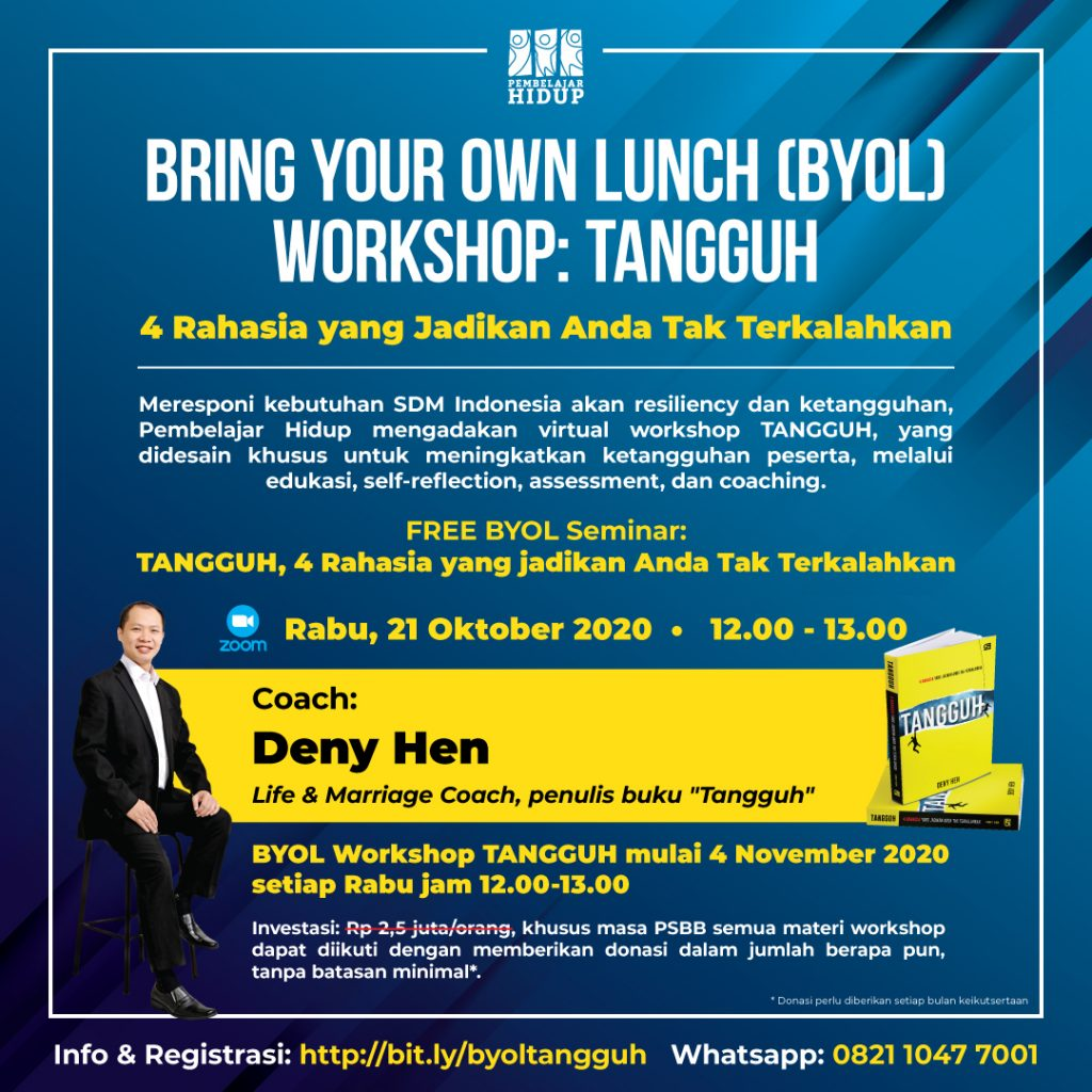 BYOL Tangguh Workshop