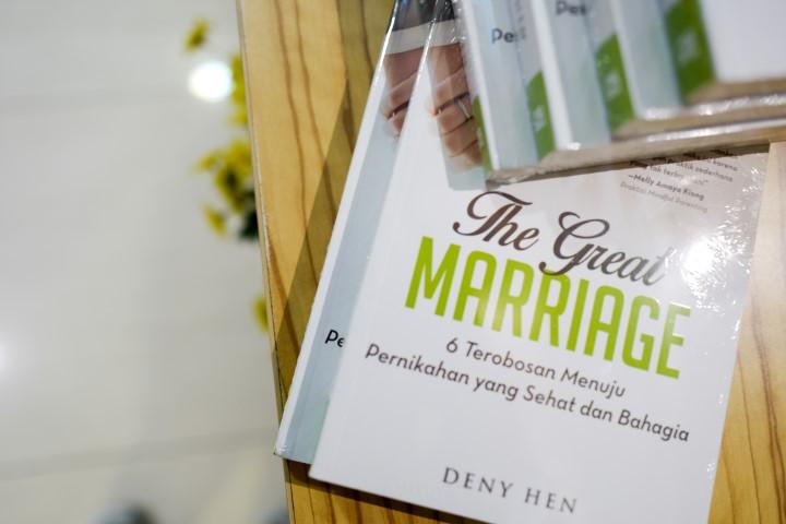 buku the great marriage