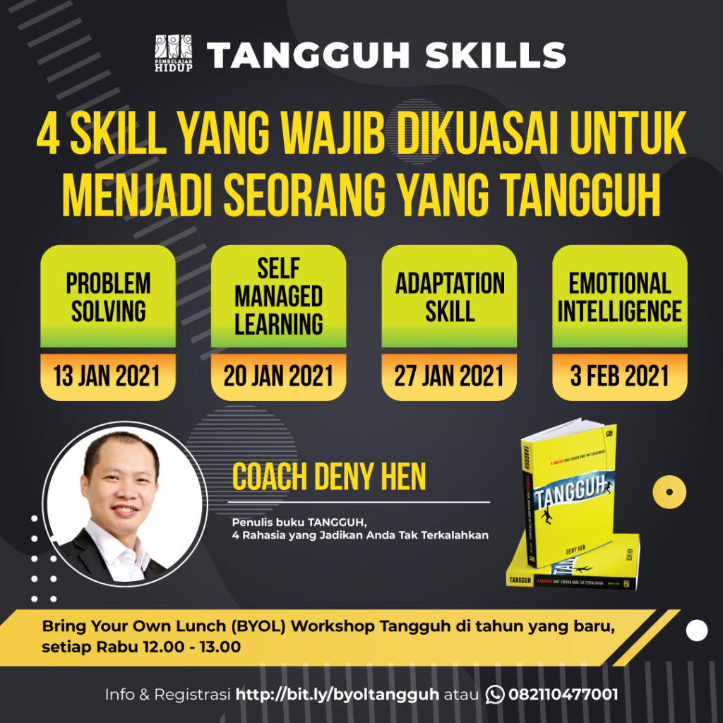 byol workshop tangguh skill