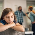 anak depresi orang tua bertengkar